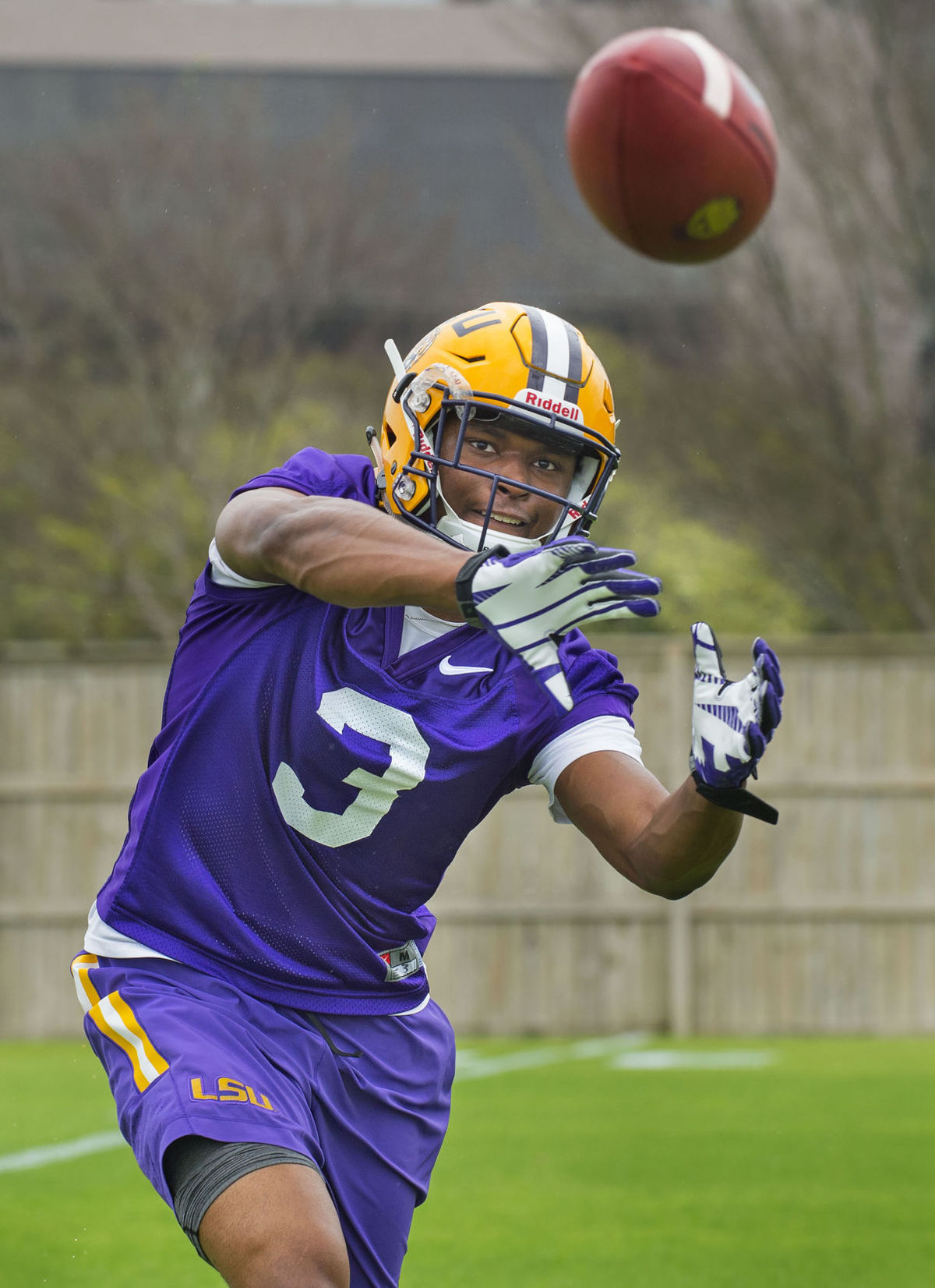 LSU thinks this move for JaCoby Stevens will give them ...