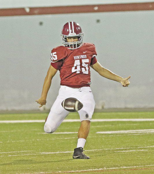 Image result for Tyson Shaw kicker