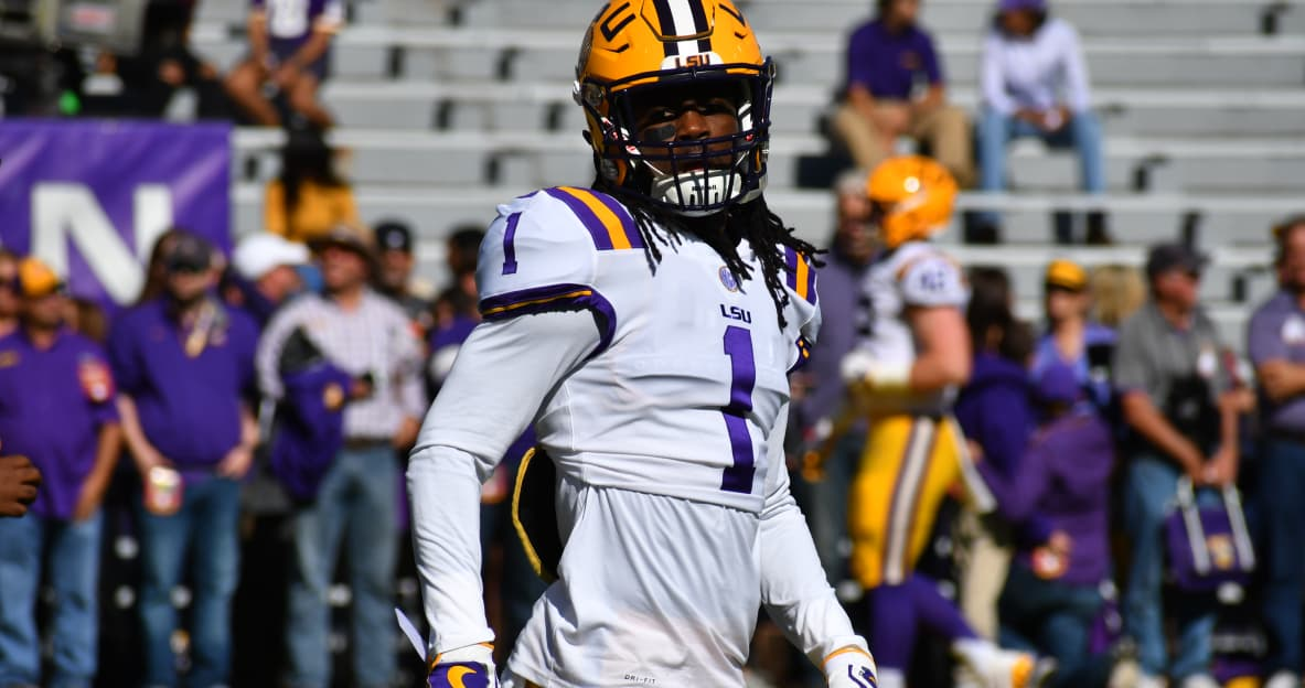lsu tigers football report