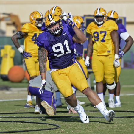 Jonathan Giles – LSU Football Report