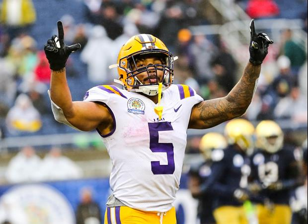 lsu football report tigers